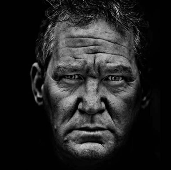 Black white portraits andy weekes